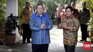 Netizen Ramaikan Prabowo Capres di Twitter