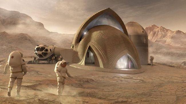 Niat Elon Musk mendirikan negara di Mars dipahami dari perjanjian penggunaan sateli Starlink dan juga pendapatnya tentang jenis pemerintahan di planet itu.