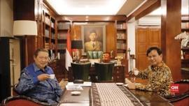 VIDEO: SBY dan Prabowo Kembali Bertemu Bahas Koalisi Pilpres