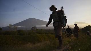Sempat Hilang, Pendaki Gunung Manglayang Ditemukan Selamat