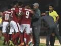 Fakhri Husaini Antar Dua Timnas Indonesia ke Piala Asia