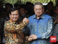 SBY Disebut Kampanyekan Prabowo-Sandi lewat Gerak Senyap