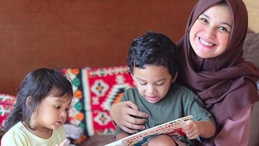 Cara Shireen Sungkar Lindungi Anak dari 'Serangan' DBD
