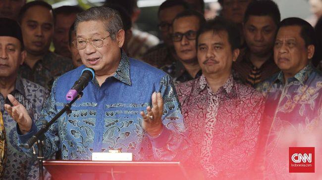 SBY mengenang selama sepuluh tahun berkoalisi dengan PKS saat dirinya menjadi presiden. Dia menyebut PKS sebagai partai Islam tapi menghormati demokrasi.