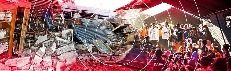 Gempa 6,4 SR Guncang NTB