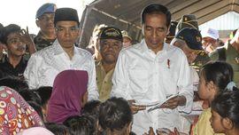Korban Gempa Lombok Usul Jokowi Beri Bantuan Sesuai Kerusakan