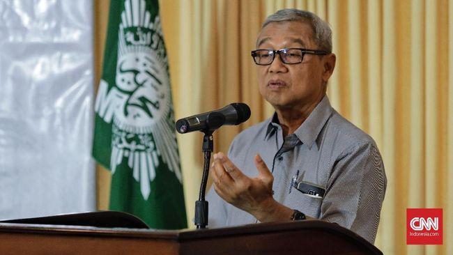 Busyro Muqoddas menilai Jokowi tak berhak membagikan hak kelola lahan 19.685 hektar kepada Pemuda Muhammadiyah, kecuali ada motif pragmatis.