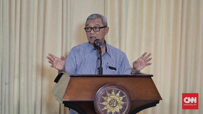 Ketua PP Muhammadiyah Bidang Hukum dan HAM Busyro Muqqodas menyebut riwayat KPK tamat di tangan pemerintahan Presiden RI Joko Widodo sejak UU KPK direvisi.