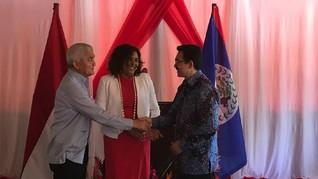 Indonesia Melantik Konsul Kehormatan di Belize