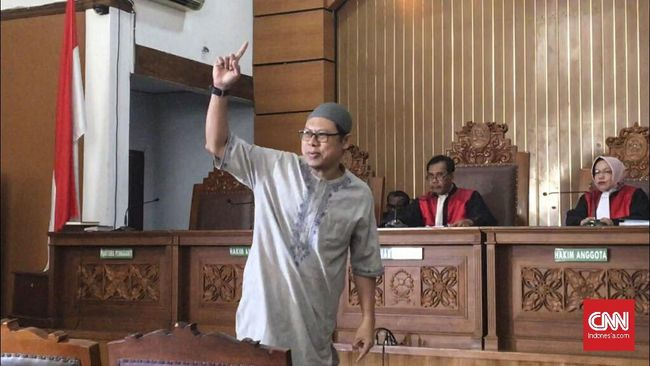 Jaksa Penuntut Umum resmi mengeksekusi vonis Pengadilan Negeri Jakarta Selatan untuk membekukan dan melarang Jamaah Anshorut Daulah (JAD).