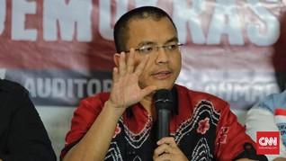 Pilgub Kalsel, Denny Indrayana Janjikan Hak Masyarakat Adat