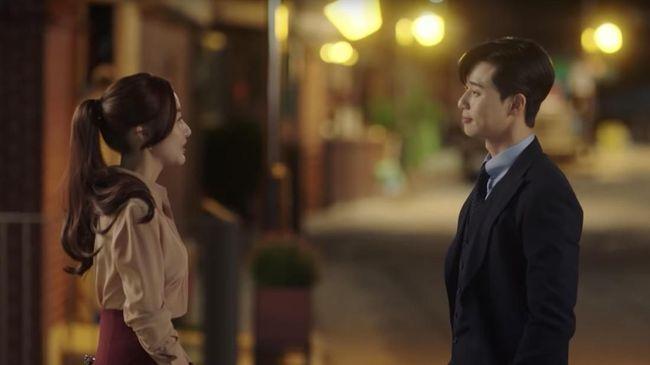 Drama Korea What's Wrong with Secretary Kim kembali hadir tiap akhir pekan di Trans TV pukul 14.00 WIB.