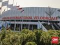 Velodrome Dipastikan Tak Kena Dampak Kebakaran