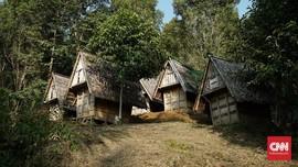 Liburan Akhir Tahun di Kampung Adat Jawa Barat