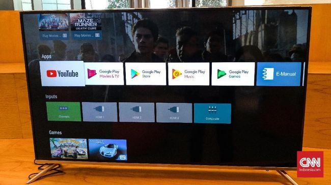 Smart TV lebih mahal dari TV LED biasa. Namun, Smart TV yang bisa menontong tayangan streaming ada yang dilego Rp1 jutaan.