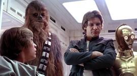 Maskapai AS Bakal Terbangkan 'Millennium Falcon' Star Wars