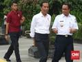 Istana Minta Tak Pertentangkan Jokowi dan Anies Soal Banjir