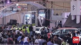 FOTO: GIIAS 2018, Menuju Industri Otomotif Masa Depan