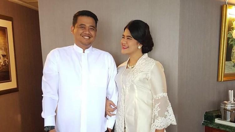 Anak Kahiyang Ayu, Sedah Mirah Nasution, disebut fotokopian ayahnya nih. Setuju, Bun?