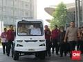 Mesin 'Kendaraan Pak Tani' Diimpor dari India