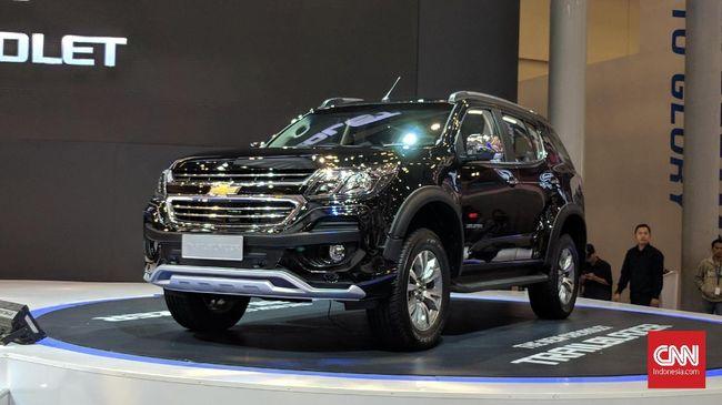 Saat ini nilai tukar satu dolar AS pada rupiah menyentuh 15.242, namun Chevrolet masih bisa mempertahankan harga produk.