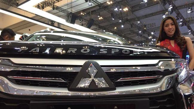 Mitsubishi Pajero Sport terbaru dikabarkan bakal meluncur bulan ini.