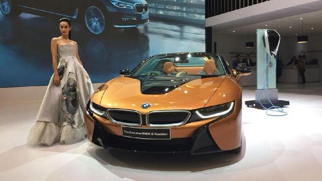 BMW sudah cek, mobil konsumen di Indonesia tidak ada yang masuk daftar