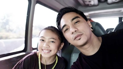 Cerita Enda 'Ungu' tentang Memanjakan Putrinya