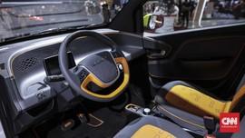 Regulasi Mobil Listrik Masuk Tahap Akhir di Kemenperin