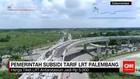 Pemerintah Subsidi Tarif LRT Palembang