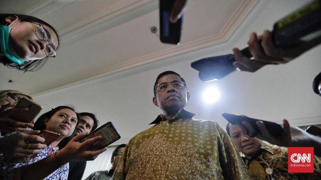 Idrus soal Bencana Nasional: Pemda di Lombok Masih Aktif