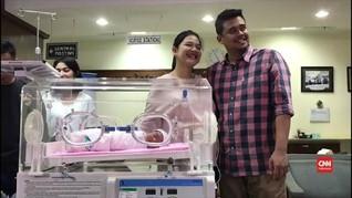 VIDEO: Arti Nama Putri Pertama Kahiyang Ayu-Bobby Nasution