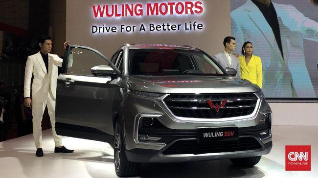 wuling baojun 530