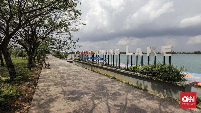 Rifanfinancindo | Berkeliling Venue Asian Games 2018 di Palembang