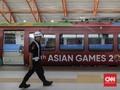Antisipasi LRT Palembang Mogok, Inasgoc Siapkan Bus