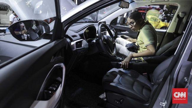 Gaikindo belum merevisi target penjualan otomotif nasional 2020 meski penyebaran virus corona di Indonesia sudah terlihat.