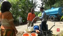 VIDEO: 28 Desa di Pacitan Tiga Bulan Krisis Air Bersih