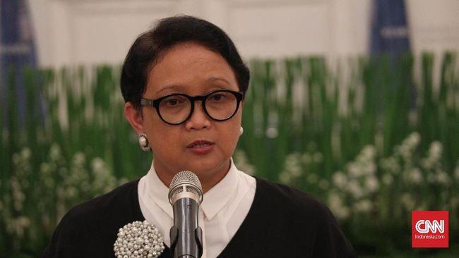 Menteri Luar Negeri Retno Marsudi menyebut pandemi hanya akan dapat diatasi dengan mempersempit ketimpangan akses terhadap vaksin.