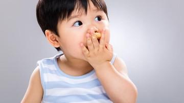 Makan Biskuit Bisa Bantu Menstimulasi Gigi Si Kecil Lho, Bun