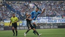 Gelandang Persib Semangat Liga 1 2020 Lanjut Oktober