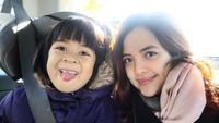 <p>Tasya memang sering seru-seruan bareng keponakannya. (Foto: Instagram @tasyakamila)</p>