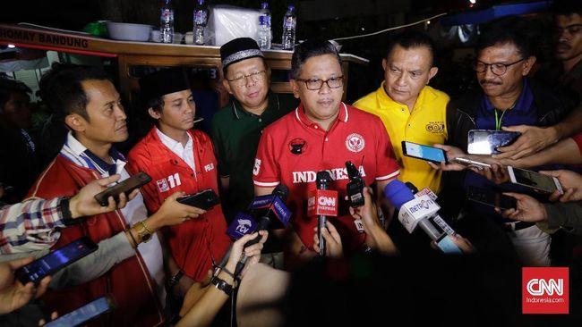 Sekjen masing-masing parpol pengusung Jokowi-Maruf Amin akan bertemu di Rumah Cemara, pukul 15.00 WIB. Peran Mahfud MD dalam tim pemenangan juga akan dibahas.