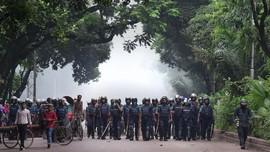 Demo Anti-Modi di Bangladesh Makan Korban, 5 Orang Tewas
