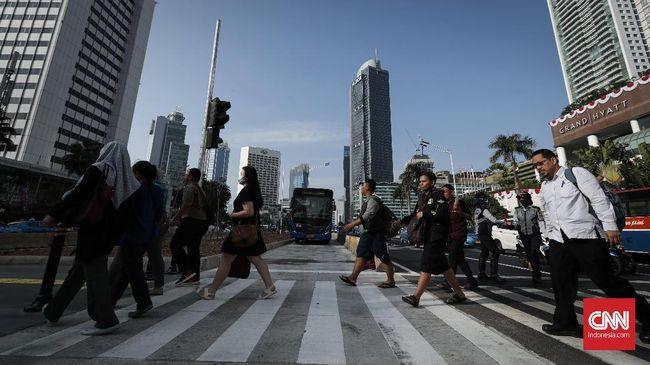 Indonesia dinilai kebal krisis oleh lembaga internasional IMF dan World Bank. Mereka bahkan menyebut ekonomi Indonesia tangguh di tengah ketidakpastian global.