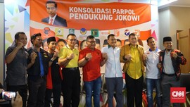 Sembilan Sekjen Bahas Nawacita II dan Tim Pemenangan Jokowi