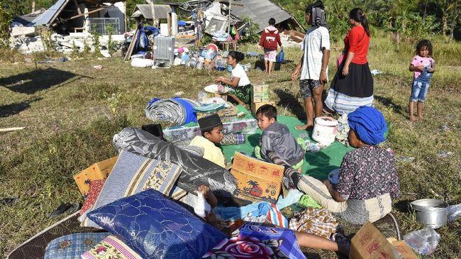 Iran menyampaikan bela sungkawa atas bencana gempa Lombok yang menimpa Indonesia.