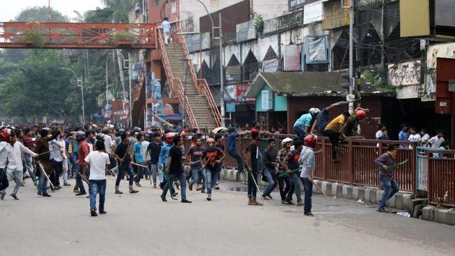 Bangladesh Pertimbangkan Hukuman Mati untuk Kecelakaan Lalin