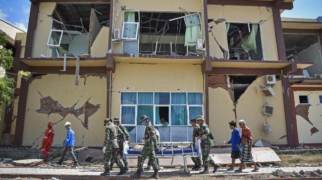 Nasabah Terdampak Gempa Lombok Diberi Perlakuan Khusus