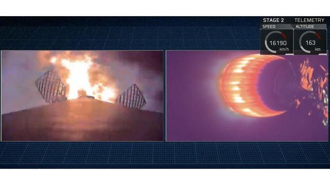 Usai diluncurkan hari ini (7/8), satelit Merah Putih milik Telkom baru mulai dioperasikan pada pertengahan September mendatang.
