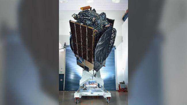 Satelit Merah Putih telah berhasil meluncur dan menjadi satelit yang menghabiskan dana Rp2,4 triliun.